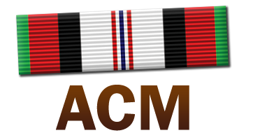 New phase for the Afghanistan Campaign Medal, Transition I