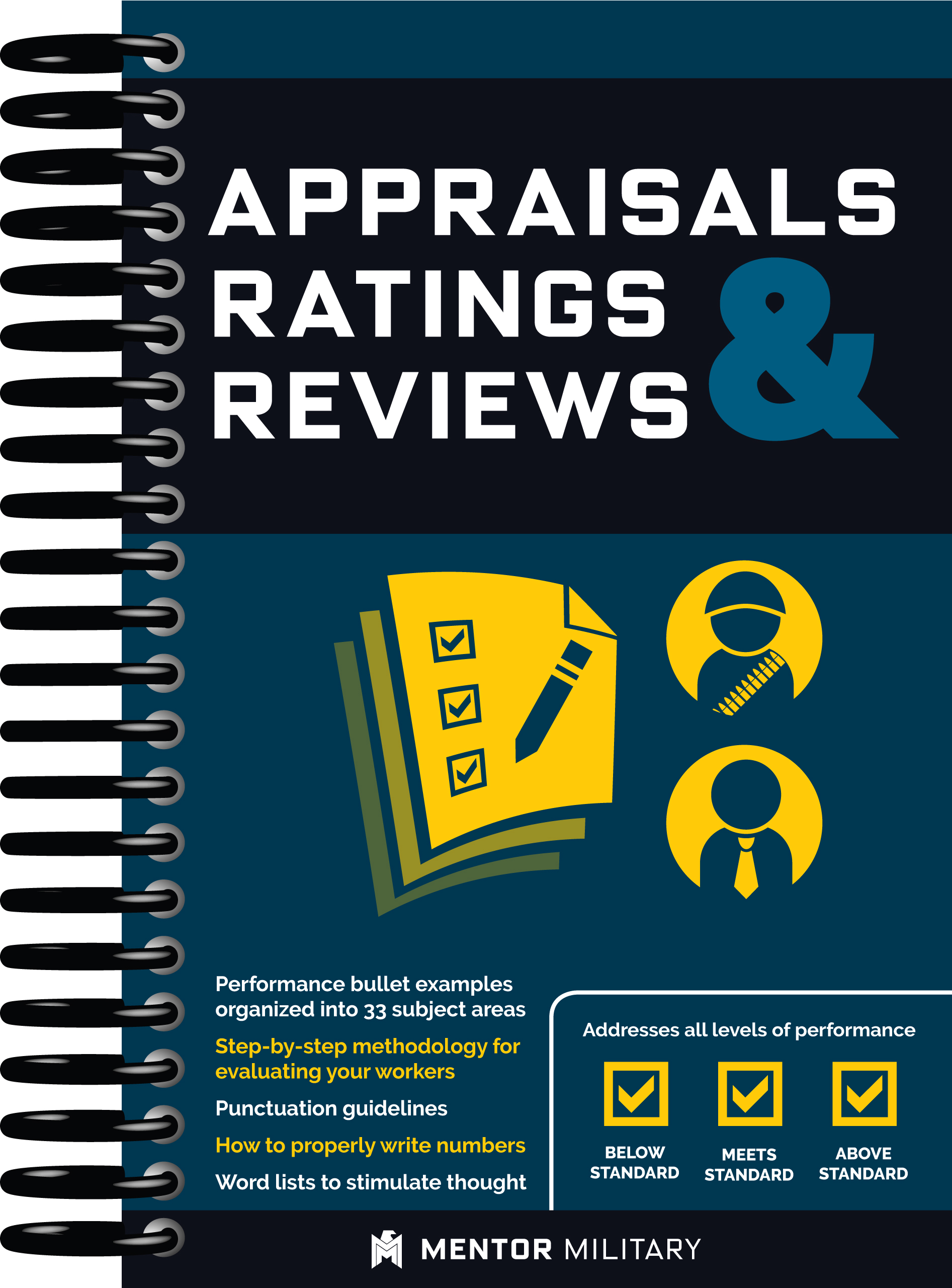 Appraisals, Ratings & Reviews (ARR) for Servicemembers and Civilians