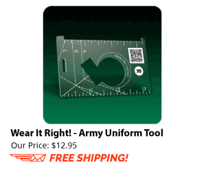 Wear it Right! Army Uniform Tool