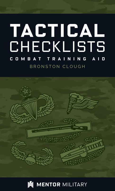 Tactical Checklists: Combat Training Aid