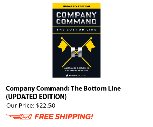 Company Command: The Bottom Line - Army Leadership Guide