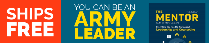 The Mentor - A Comprehensive Guide to Army Counseling and Leadership